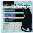 <b>BYS Cat's Eyes Liquid Eyeliner & Eye Sticker Set</b>
